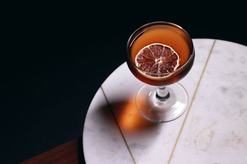 Cold-Brew Cocktail: All Father's Eye