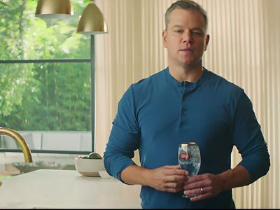 Watch Matt Damon's Stella Artois Super Bowl Commercial