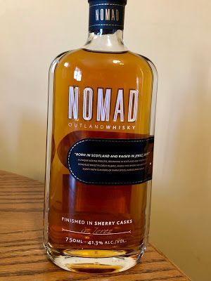 Nomad Whiskey: A Marriage of Scotland & Spain