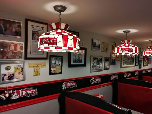 Meyda Lighting Creates Custom Lighting For Johnny's Lunch and Other Restaurants Throughout the Nation
