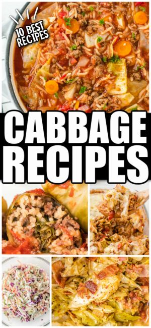 Cabbage Dinner Recipes