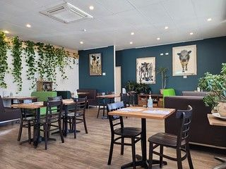 Eating Out: The Green Edge