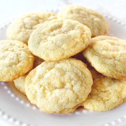 Dairy Free Chewy Sugar Cookies