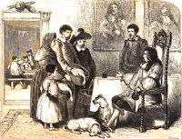 Presents for landlords at New Years, Lent, Midsummer, Michaelmas, Christmas in the 16th century