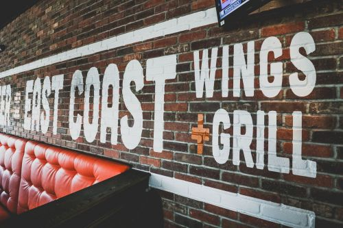 East Coast Wings + Grill Opens in Charlotte