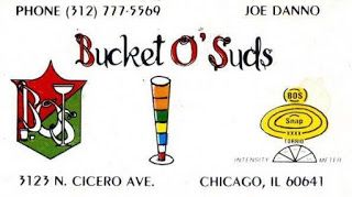 Remembering the Bucket