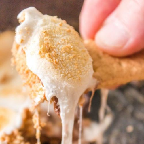 BBQ S'mores Dip