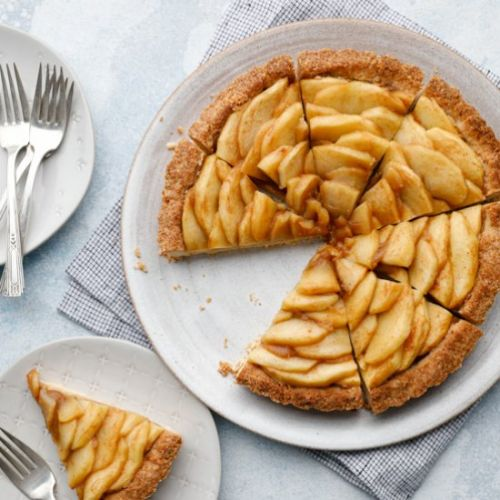 Vegan Apple Tart