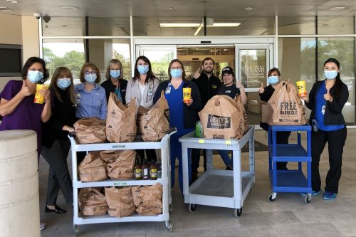 Dickey's Barbecue Pit Franchisees Pay it Forward