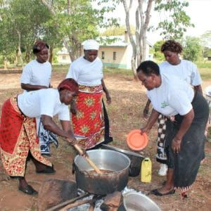 Empowering Kenyan Women with Nutrition Education