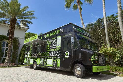 """BurgerFi's New """"Fi on the Fly"""" Food Truck Ready to Hit the Road. First Stop, Miami"""