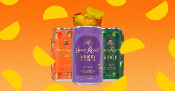 Crown Royal Just Released 3 New Canned Whisky Cocktails