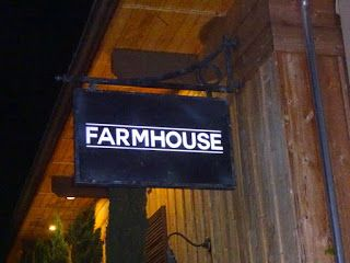 Betting the Farm on a Good Meal at Farmhouse