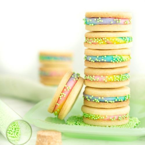 Buttercream Sandwich Cookie Recipe