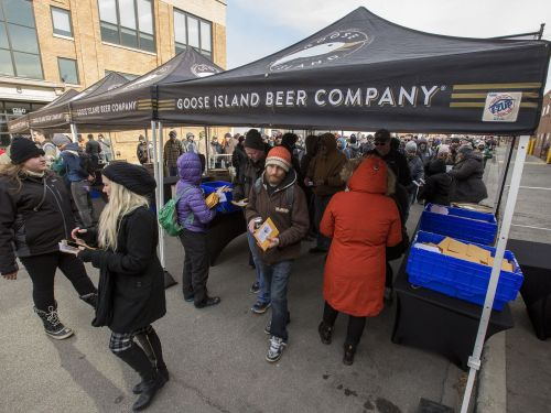 Goose Island Beer Co. Workers Claim Brewery Laid Off Employees After They Tried to Unioniz