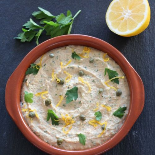 Simple and Delicious Tuna Dip