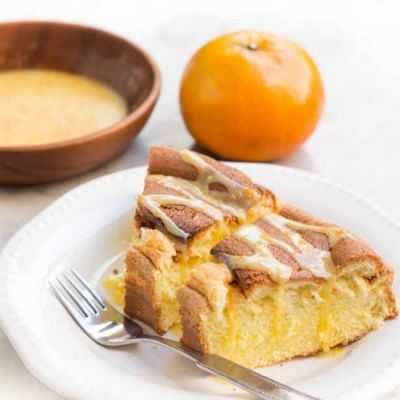 Gluten-Free Mandarin Orange Cake - Food - Food Drink Buzz