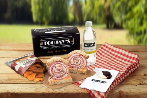 TooJay's Deli Summer Sandwich Boxes Now Available Through August 15