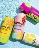 Arizona's Fruity New Santa Fé Sparkling Water Is a Cocktail Mixer Waiting to Happen