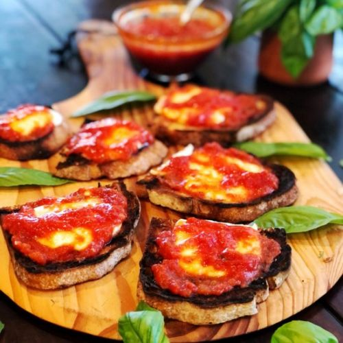 Modern French Bread Pizza