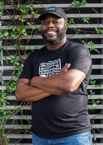 Pitmaster Rodney Scott on the Most Important Part of Any Backyard BBQ