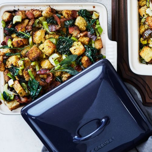 Bacon and Kale Stuffing