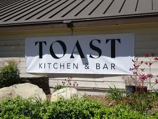 Hoping This Toast Will Be the Toast of the Town