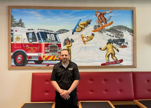 General Manager to Multi-Unit Franchisee - Husband and Wife Open First Firehouse Subs in Lawrenceburg, IN