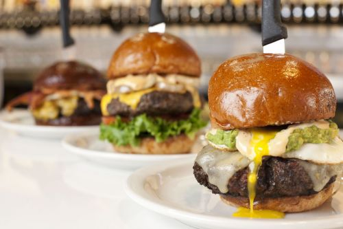 Slater's 50/50 Brings Burgers, Bacon, and Beer to Downtown Riverside