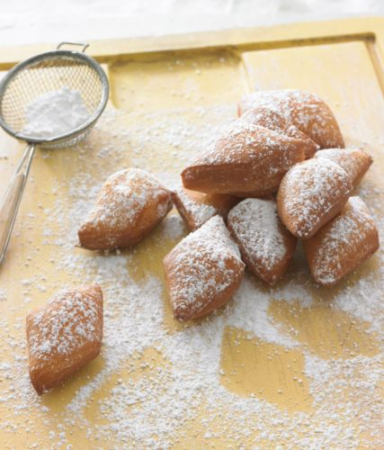 New Orleans-Style Beignets to Celebrate Mardi Gras