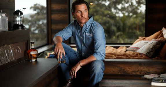 Book an Overnight Stay in Matthew McConaughey's Whiskey-Themed Cabin