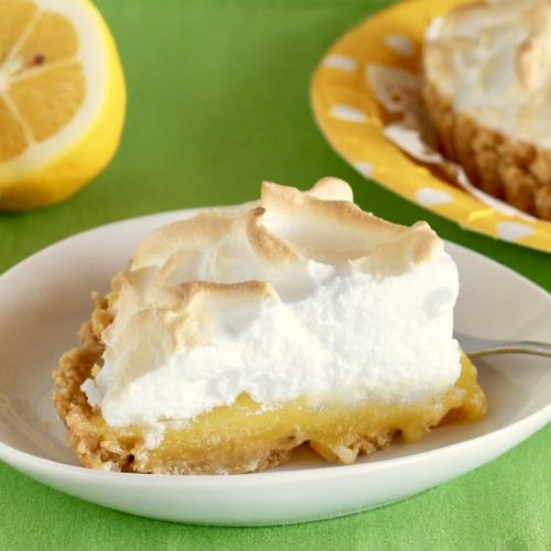 Easiest Lemon Meringue Pie
