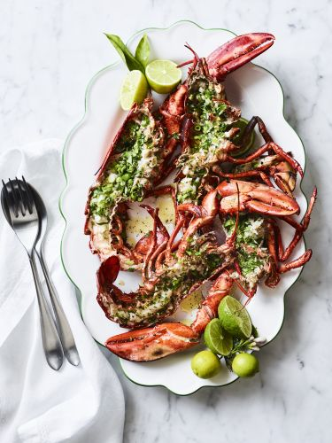 The Art of Eating Lobster