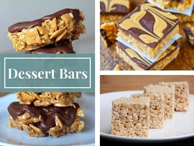 Our Most Popular Gluten Free No-Bake Desserts