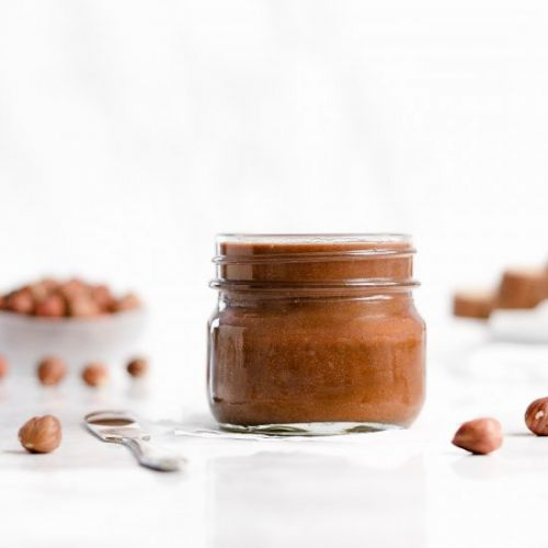 Ultimate Healthy Homemade Nutella