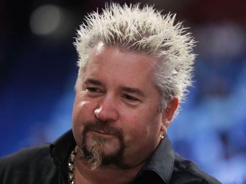 Guy Fieri and José Andrés Help the Northern California Wildfire Relief Effort