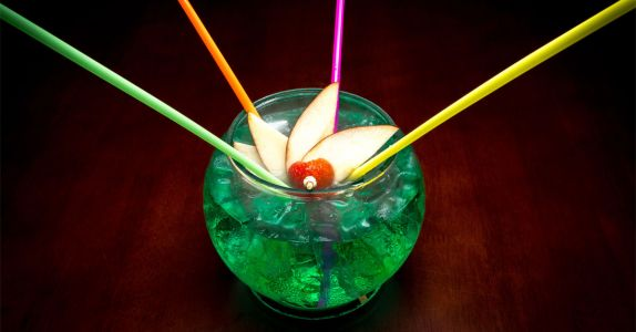 Jungle Juice, Fish Bowls, and the Rise of the Maximum Cocktail