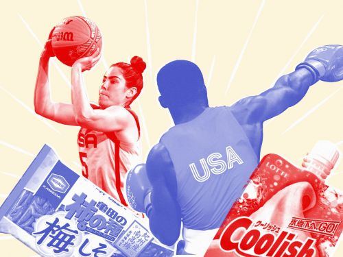 All the Best Japanese Snacks to Eat While Watching the Olympics