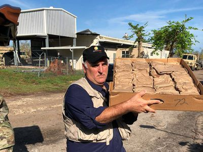 José Andrés and Team Have Served One Million Meals in Puerto Rico