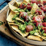 The 1 Genius Recipe That Combines Your Love of Poke and Nachos