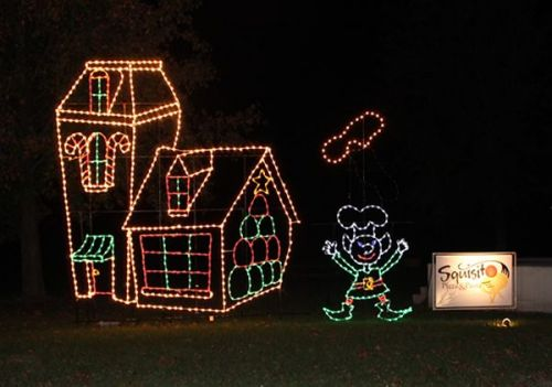 Squisito Pizza & Pasta is a Shining Sponsor of this Year's Lights on the Bay