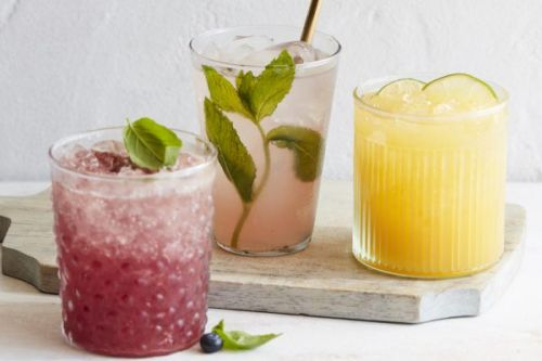 Coconut Water Cocktails 3 Ways!