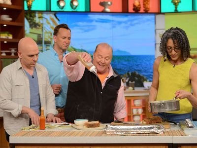 ABC Fires Mario Batali From 'The Chew' Following Sexual Misconduct Reports