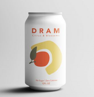 Drink of the Week: DRAM Apothecary Citrus & Blossoms Sparkling Water