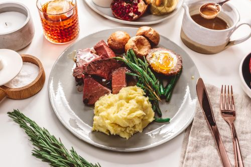 Simple Classic English Roast Recipe
