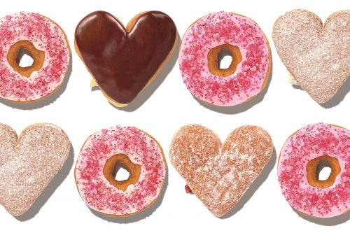 Give 'Em Bling This Valentine's Day with Dunkin': Sweet New Ways to Show Your Heart with Donuts this Holiday