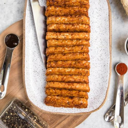 How to Cook Smoky Tempeh