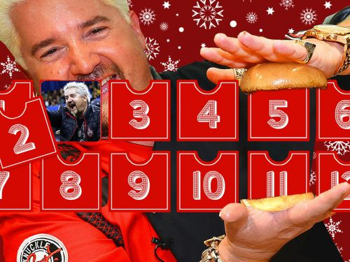 The 12 Days of Guy Fieri: Car Trouble in FlavorTown