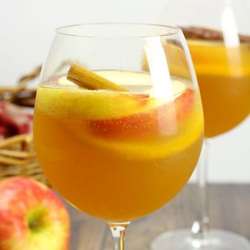 Fall Harvest Sangria