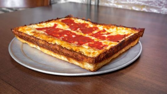 You Can't Out Pizza Buddy's: Buddy's Pizza Reminds America What Real Detroit-Style Pizza Is as Knock Offs Throw Their Second String Pies in the Ring